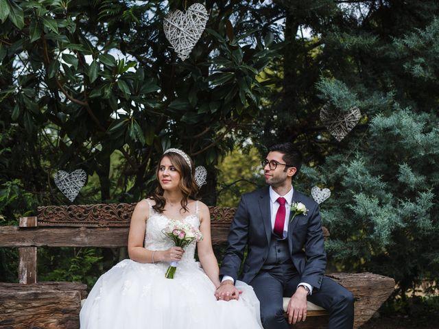 La boda de Lluís y Tati en Sant Fost De Campsentelles, Barcelona 63