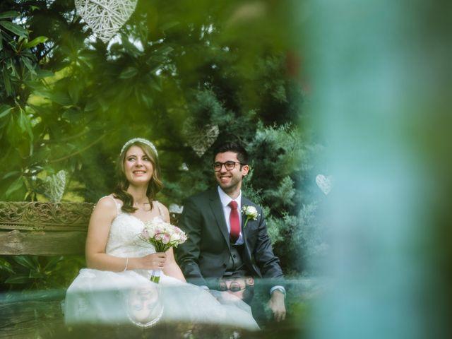 La boda de Lluís y Tati en Sant Fost De Campsentelles, Barcelona 71