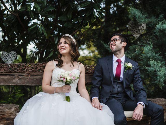 La boda de Lluís y Tati en Sant Fost De Campsentelles, Barcelona 73