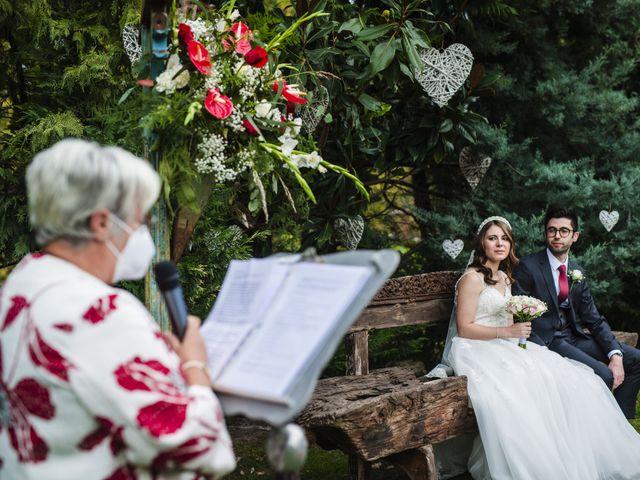 La boda de Lluís y Tati en Sant Fost De Campsentelles, Barcelona 74