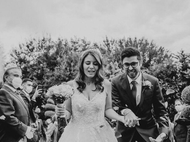 La boda de Lluís y Tati en Sant Fost De Campsentelles, Barcelona 83