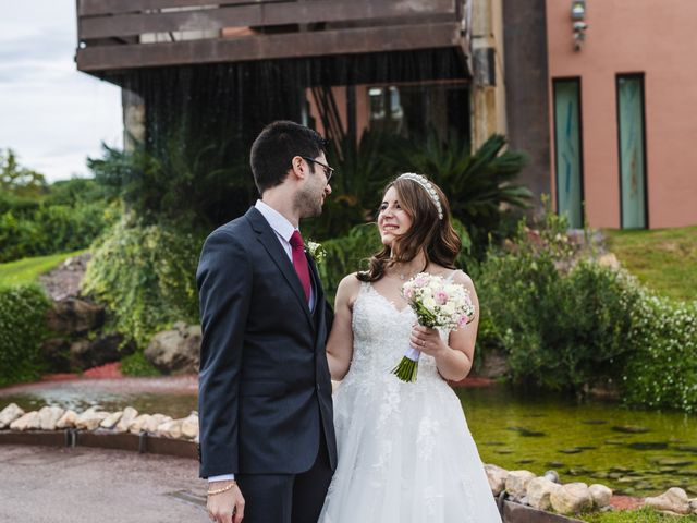 La boda de Lluís y Tati en Sant Fost De Campsentelles, Barcelona 84