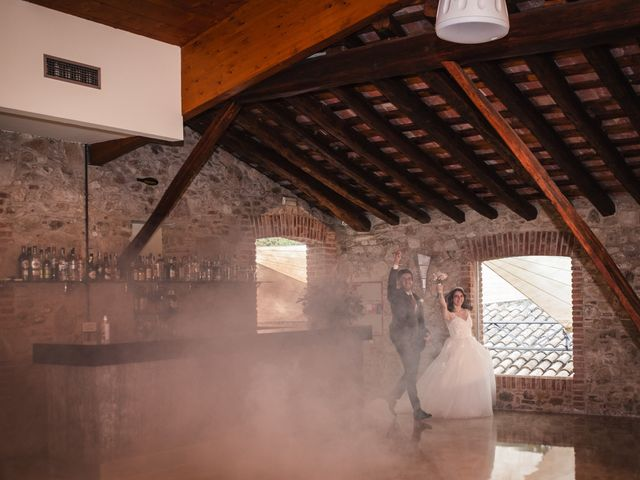La boda de Lluís y Tati en Sant Fost De Campsentelles, Barcelona 104