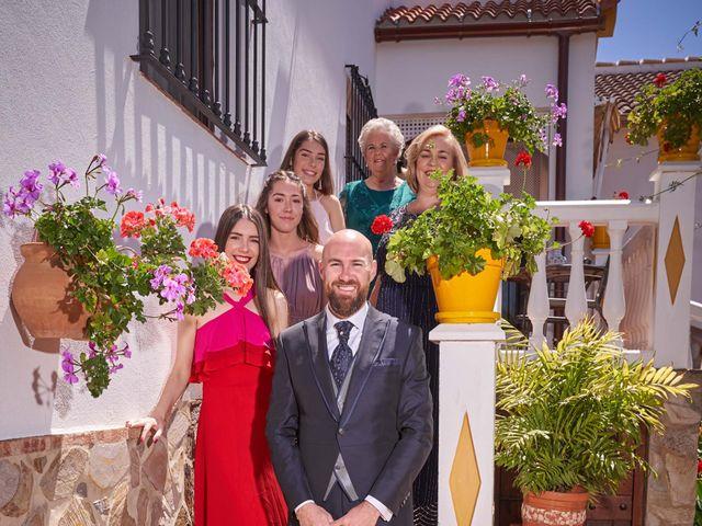 La boda de Juan y Ana en Villanueva Del Trabuco, Málaga 13