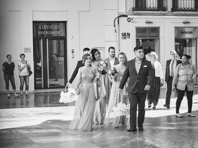 La boda de Juan y Ana en Villanueva Del Trabuco, Málaga 22