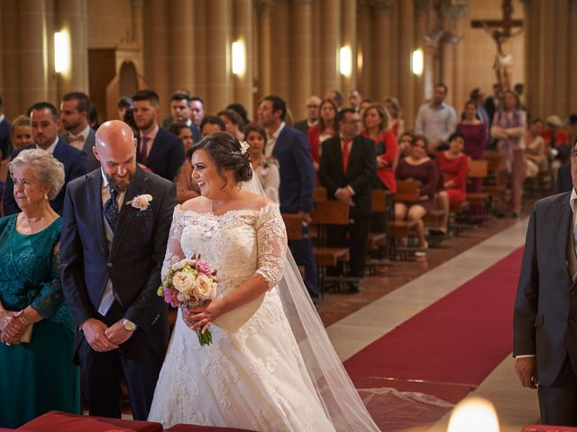 La boda de Juan y Ana en Villanueva Del Trabuco, Málaga 25