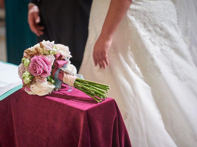 La boda de Juan y Ana en Villanueva Del Trabuco, Málaga 27