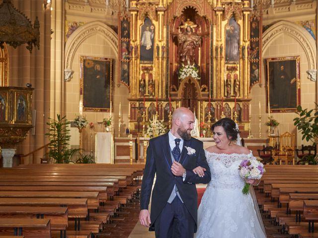 La boda de Juan y Ana en Villanueva Del Trabuco, Málaga 32