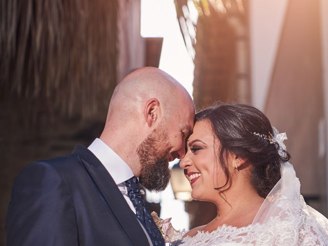 La boda de Juan y Ana en Villanueva Del Trabuco, Málaga 36