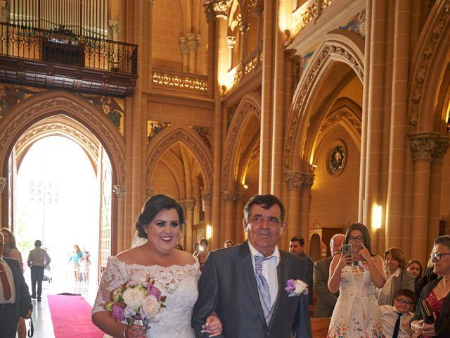 La boda de Juan y Ana en Villanueva Del Trabuco, Málaga 43