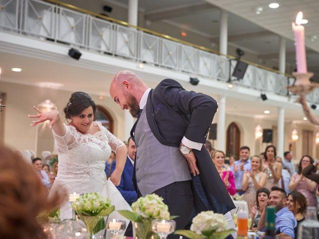 La boda de Juan y Ana en Villanueva Del Trabuco, Málaga 50
