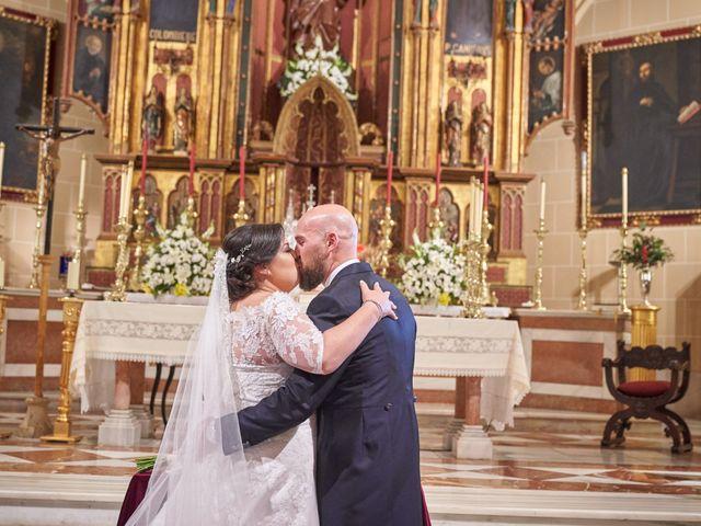 La boda de Juan y Ana en Villanueva Del Trabuco, Málaga 53