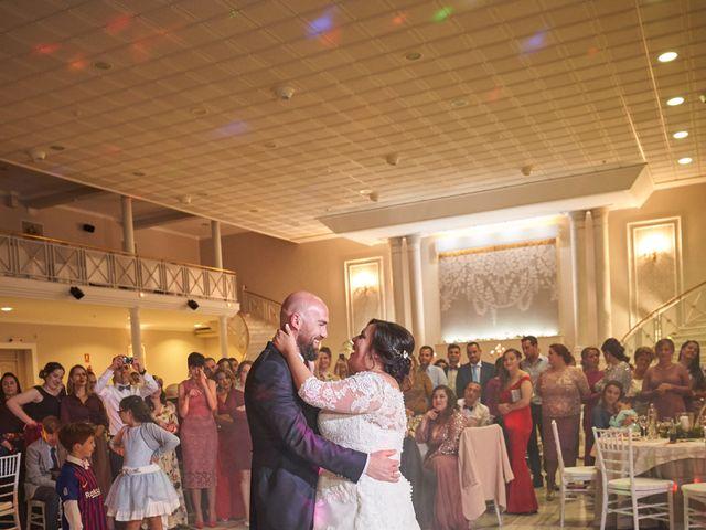 La boda de Juan y Ana en Villanueva Del Trabuco, Málaga 56
