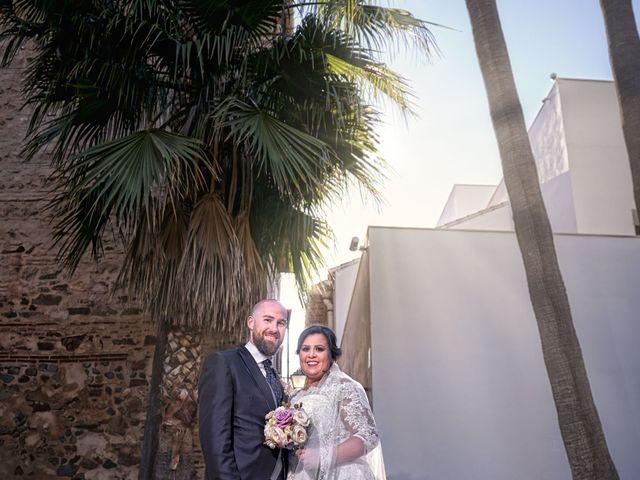 La boda de Juan y Ana en Villanueva Del Trabuco, Málaga 59