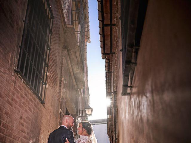 La boda de Juan y Ana en Villanueva Del Trabuco, Málaga 61