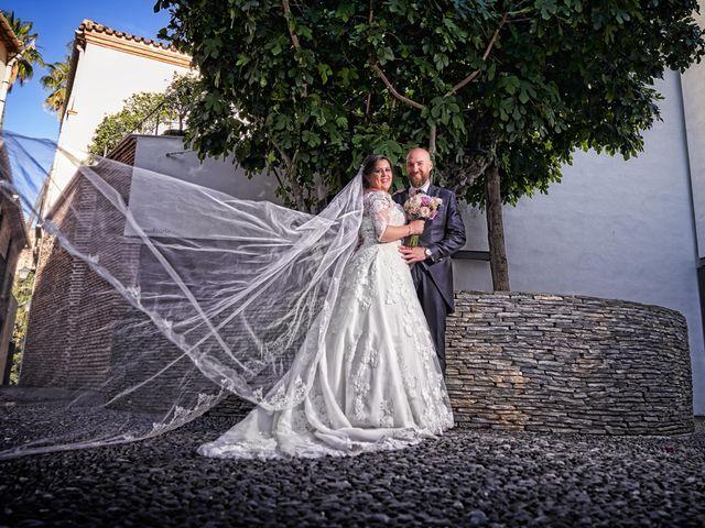 La boda de Juan y Ana en Villanueva Del Trabuco, Málaga 63
