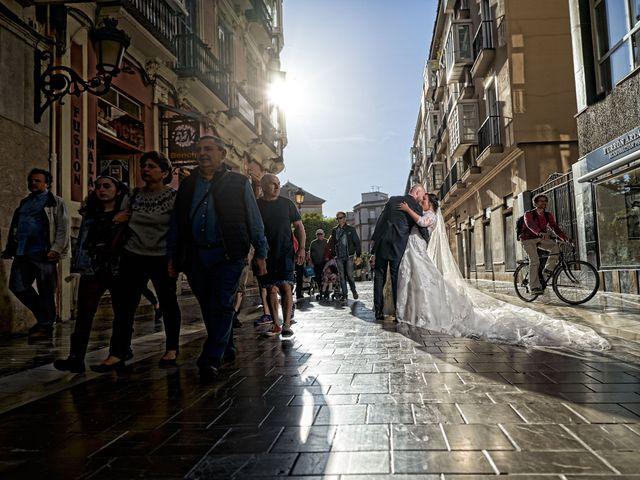 La boda de Juan y Ana en Villanueva Del Trabuco, Málaga 1