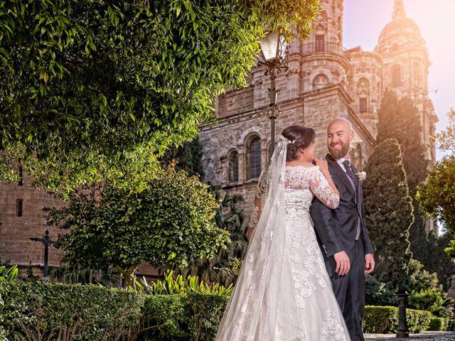 La boda de Juan y Ana en Villanueva Del Trabuco, Málaga 70
