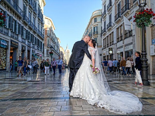 La boda de Juan y Ana en Villanueva Del Trabuco, Málaga 2