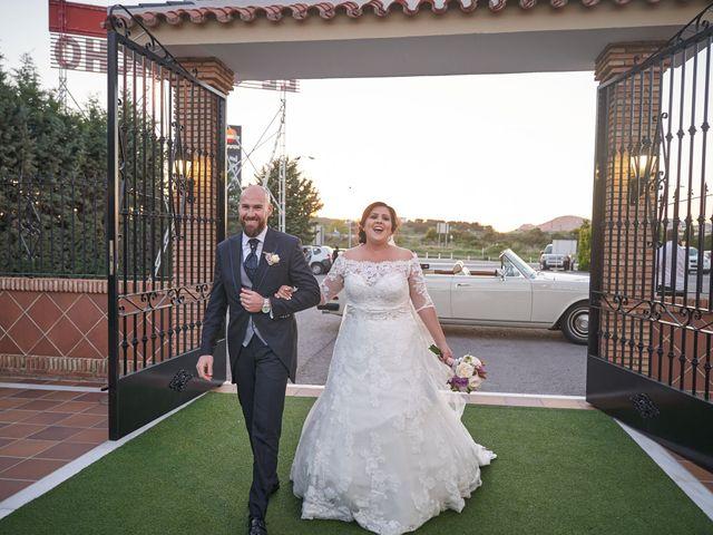 La boda de Juan y Ana en Villanueva Del Trabuco, Málaga 71