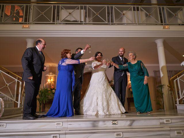 La boda de Juan y Ana en Villanueva Del Trabuco, Málaga 72
