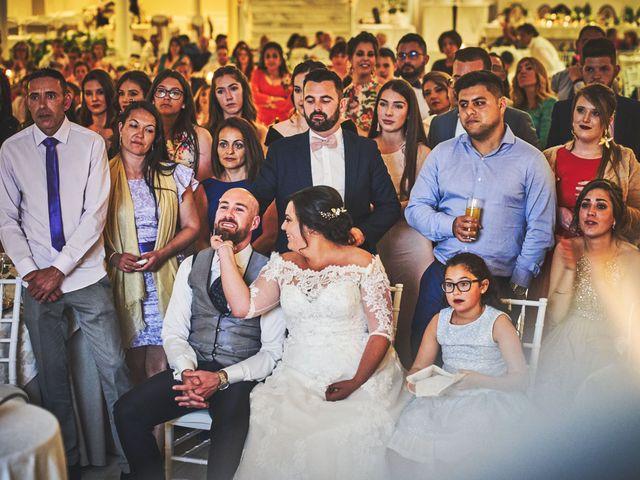 La boda de Juan y Ana en Villanueva Del Trabuco, Málaga 78