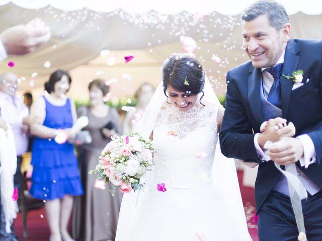 La boda de Juan y Iria en Vigo, Pontevedra 24