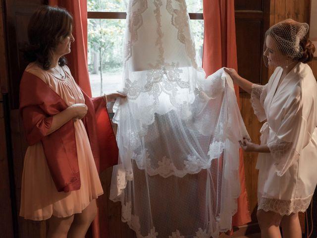 La boda de Lina y Tomás