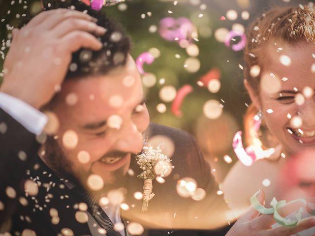 La boda de Elaia y Alain