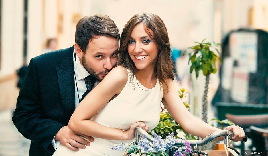 La boda de Jonatan y Yolanda en Linares, Jaén