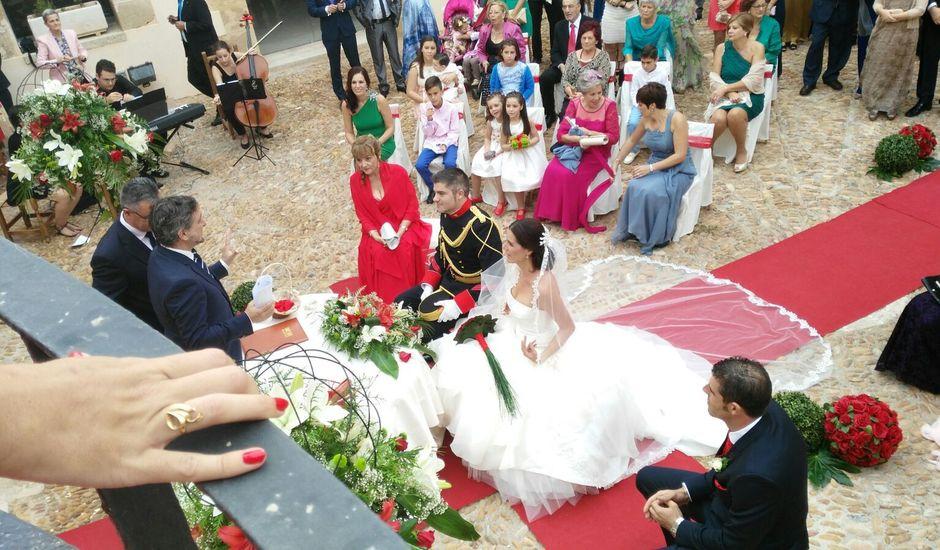 La boda de Juan Antonio y Ana en Guardias Viejas, Almería
