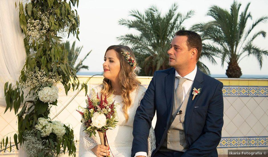 La boda de Sergio y Dulce en Aguadulce, Almería