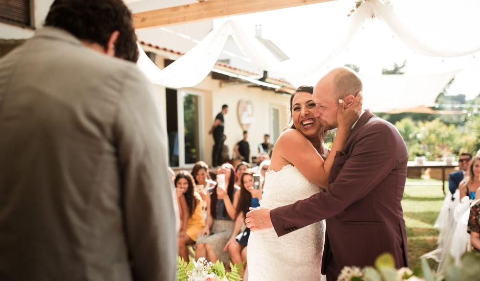 La boda de Karla  y David  en Castellar Del Valles, Barcelona