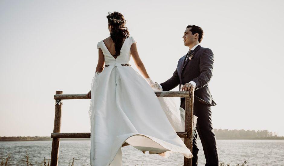 La boda de Andrés y Sara en Huelva, Huelva