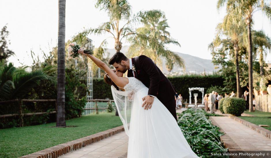 La boda de Antonio y Conchi en Mijas, Málaga