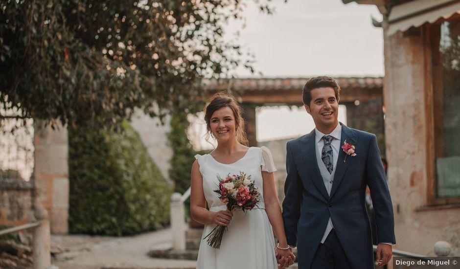 La boda de Carlos y Laura en Sotos De Sepulveda, Segovia