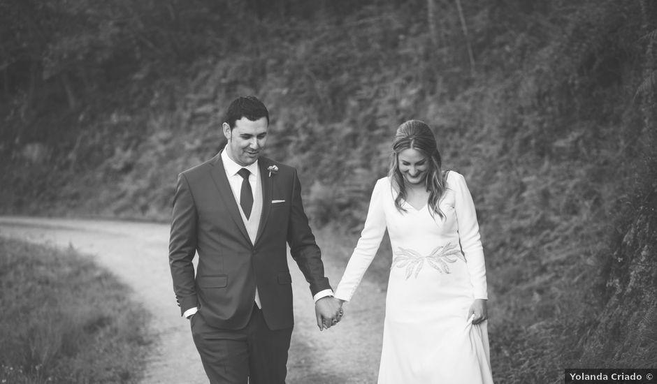 La boda de Samuel y Laura en Lavandera (Gijon), Asturias