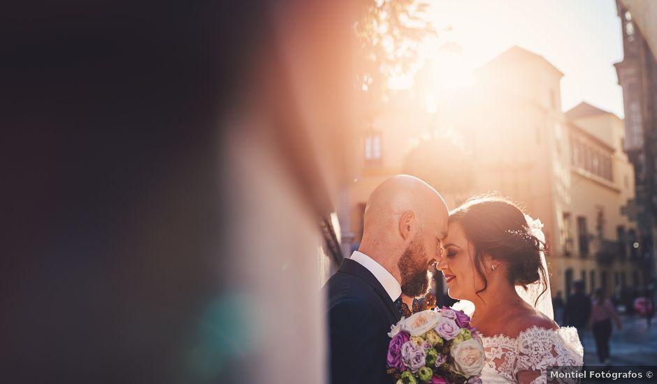 La boda de Juan y Ana en Villanueva Del Trabuco, Málaga