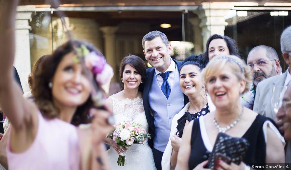 La boda de Juan y Iria en Vigo, Pontevedra