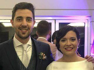 La boda de Nerea y Kico