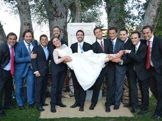 La boda de Almudena y Wan 3