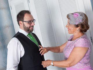 La boda de Nuria y Diego 3