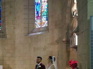 La boda de Murilo de souza  y Gemma bastida  1