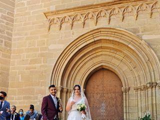 La boda de Murilo de souza  y Gemma bastida  3