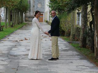 La boda de Vanessa y Kike
