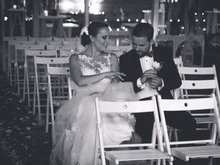 La boda de Silvia y Coke