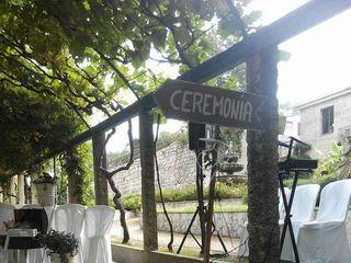 La boda de Cristina  y Yago  1