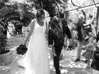 La boda de Cristina  y Yago