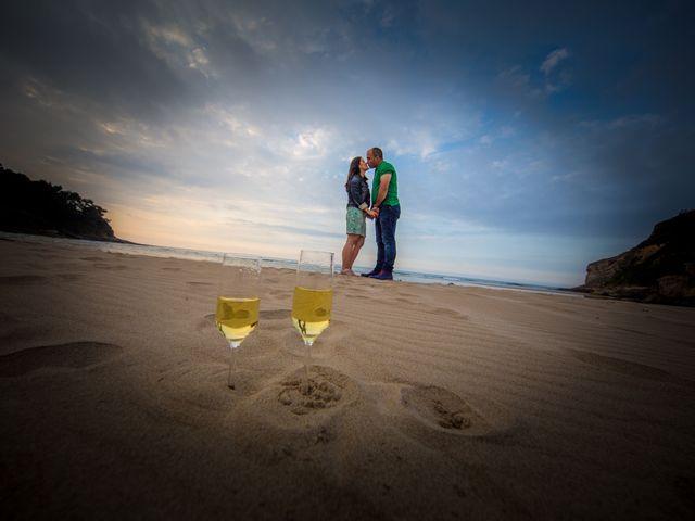 La boda de Jacobo y Angeles en Panes, Asturias 8