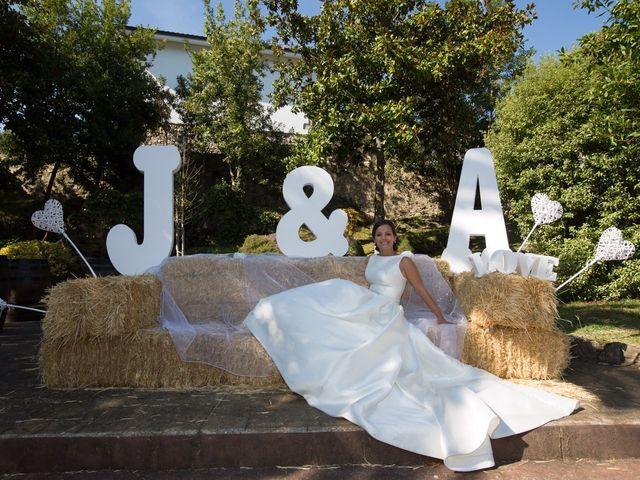 La boda de Jacobo y Angeles en Panes, Asturias 40